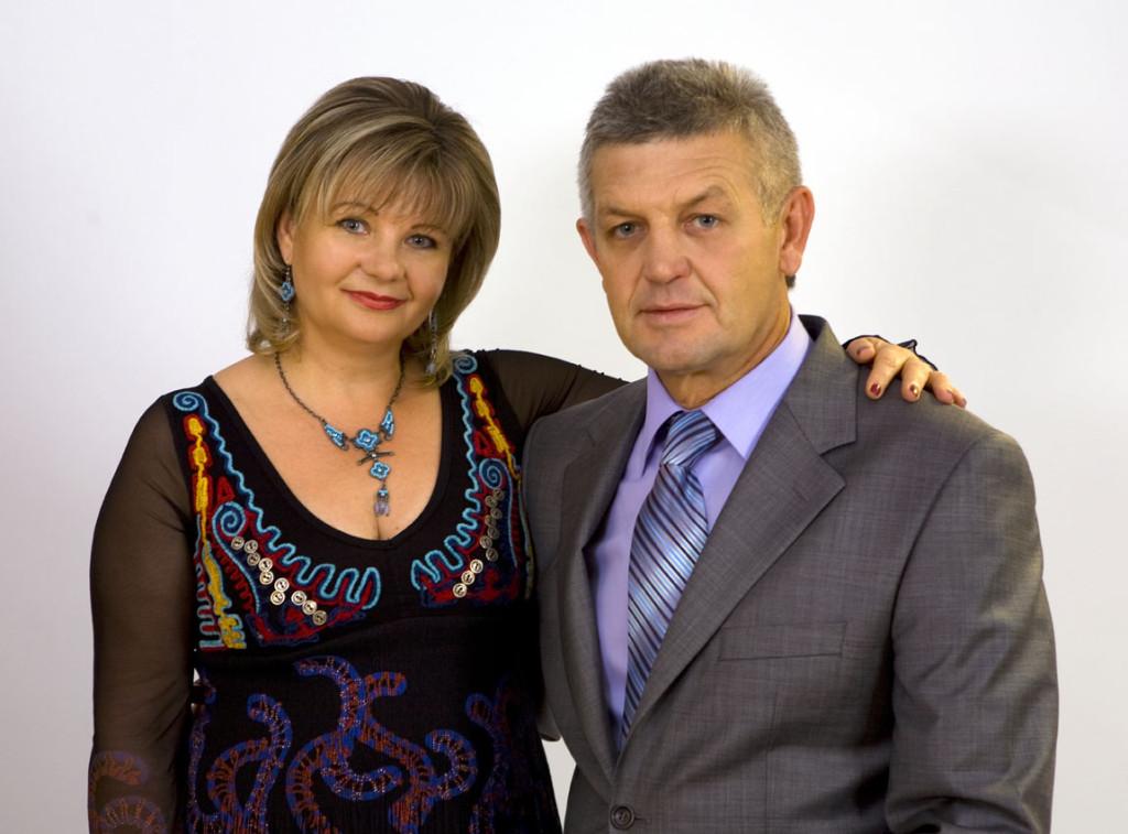 Степанченко Олег и Неля